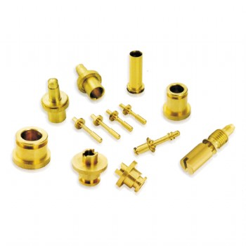 brass precision machining fittings