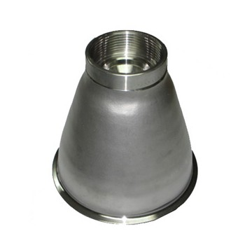 carbon steel eccentric pipe reducer fabrication