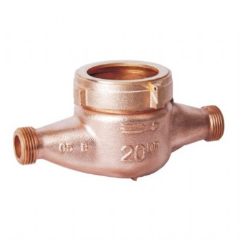 casting  brass water meter housing