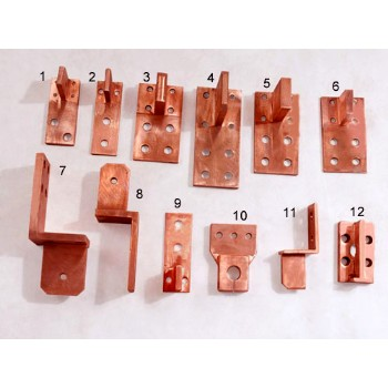 Copper forged electrical connector