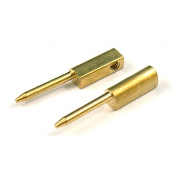 Extrusion brass terminals