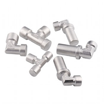 Forge aluminum joints