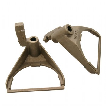 Precision casting brass custom parts