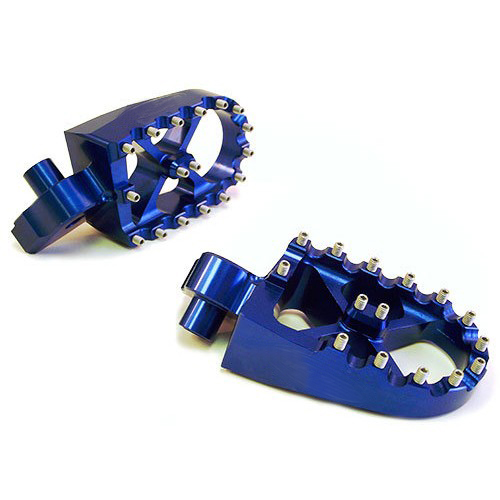 Racing foot pegs
