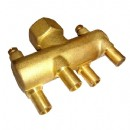 Forged brass manifold(BF14)