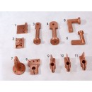 Forged Copper electrical conductors(CF02)