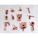 Forged Copper electrical conductors(CF07)