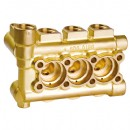 Forged OEM brass multiple valve(BF32)